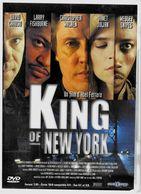 DVD - KING OF NEW-YORK - CHRISTOPHER WALKEN - DAVID CARUSO - Non Réembalé (1) - Drame