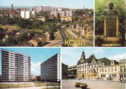 Czech Republic, Kolin, Kmoch Denkmal, Gebraucht - Used - Repubblica Ceca