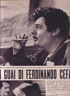 """(pagine-pages)""""DIVORZIO ALL'ITALIANA""""   Tempo1961/17.+2 - Libri, Riviste, Fumetti"""