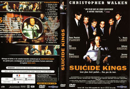 DVD - Suicide Kings - CHRISTOPHER WALKEN - Non Réembalé (1) - Drama