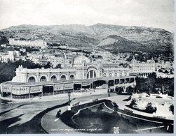 MONACO -- MONTE CARLO -- Photo  -- Café De Paris  Monte Carlo N° 25 -- Circa 1905 - Monaco
