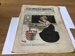 Journal Humoristique Le Pêle-mêle - Autres
