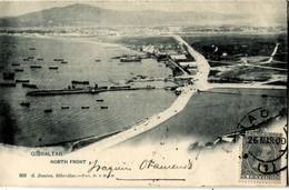 Gibraltar North Front 1900 Précurseur - Gibraltar