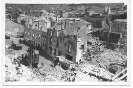 Houffalize Après La Guerre 40-45 Photo 18x13 - Orte