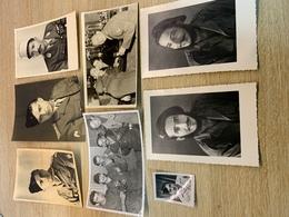 Lot Photos Militaires Années 1950 - Militaria