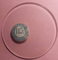 Verres De Montre à Gousset 4.95 Cm De Diamètre 22/25 (12/16)- (4/8) (Proche Du Neuf Jamais Monté) - Unclassified