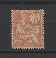 FRANCE.  YT  N° 125  Neuf **  1902 - 1900-02 Mouchon