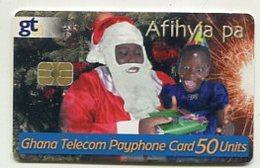 TK 07480 GHANA - Chip 11/04 - Ghana