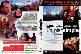 DVD UN PLAN SIMPLE - BILLY BOB THORNTON - BILL PAXTON - BRIDGET FONDA - Non Réembalé (1) - Drame