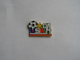 Pins Football.coupe Du Monde USA 94 - Calcio