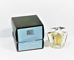 Miniatures De Parfum  ANGEL De THIERRY MUGLER  Etoile  Collection   EDP   4  Ml    +  Boite - Miniaturen Flesjes Dame (met Doos)