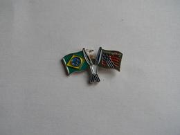 Pins Football USA 94 Bresil - Calcio