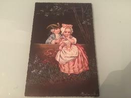 Ancienne Carte Postale - Illustrateur - Colombo - Colombo, E.