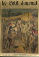 France, Le Petit Journal, Décembre 1915, Serbie, Noël En Exil - Une Famille Fête La Nativité - Old Newspaper - Serbia