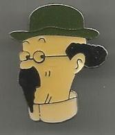 Pins Personnage Bd Tintin  Professeur Tournesol - BD