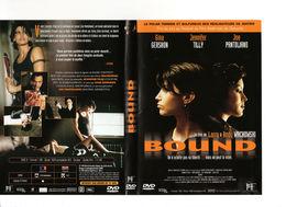 DVD : BOUND Des Freres Washowski Avec Joe Pantoliano - Jennifer Tilly - Gina Gershow - Non Réembalé (1) - Drama