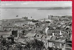 CARTOLINA VG PORTOGALLO - LISBOA - Vista Parcial Da Cidade E Do Rio Tejo - 10 X 15 - ANN. 1957 - Lisboa