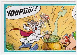 Autocollant Panini Carrefour Astérix - N° 8 - Edizione Francese