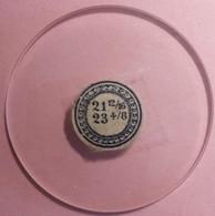 Verres De Montre à Gousset 4.80 Cm De Diamètre 21/23-(12/16) (4/8) (Proche Du Neuf Jamais Monté) - Unclassified