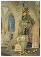 {80665} 29 Finistère Locronan , Chaire à Prêcher , Dans Les Médaillons , Vie De Saint Ronan - Locronan