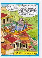 Autocollant Panini Carrefour Astérix - N° 50 - Edizione Francese