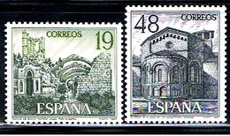 (4E 063) ESPAÑA  // YVERT 2514, 2515 // EDIFIL 2901, 2902 // 1987   NEUF - 1931-Today: 2nd Rep - ... Juan Carlos I