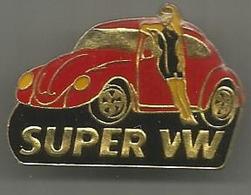 Pins  Super Vw Coccinelle - Volkswagen