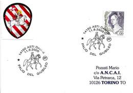 ITALIA - 2000 ASTI Palio Del Giubileo (cavallo) - Vacanze & Turismo