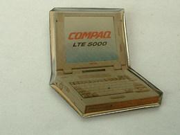 Pin's ORDINATEUR COMPAQ LTE 5000 - Informatique