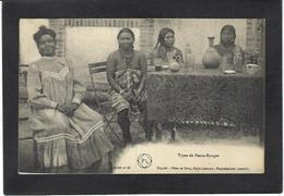 CPA Guyane Française Saint Laurent Du Maroni Types Indiens Circulé - Saint Laurent Du Maroni