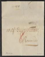 DA BOLZANO A TRENTO - 24.9.1831. - Italy