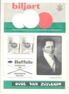 BILLARD - BILJART N° 1 De 1980.(jm) - Revues & Journaux
