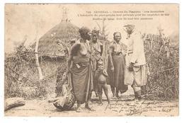 CPA Sénégal - Cérères Du DIEGUEM Très Farouches - Femmes Seins Nus - Interprètre - Sénégal