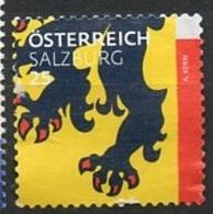 Autriche - Österreich - Austria 2017 Y&T N°(2) - Michel N°3306 (o) - Sans Validité Salzbourg - 2011-... Oblitérés