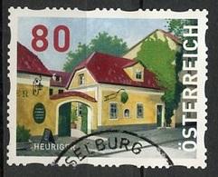Autriche - Österreich - Austria 2018 Y&T N°(1) - Michel N°(?) (o) - 80c Heurniger - 2011-... Oblitérés