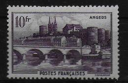 FRANCE    N° 500  * * Angers Ponts - Ungebraucht