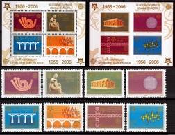 2006 - SERBIA MONTENEGRO - CINQUANTESIMO DEL PRIMO FRANCOBOLLO CEPT - 50TH OF THE FIRST EUROPA CEPT STAMP. MNH - Serbia