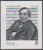 ITALY, 2018, MNH, MUSIC, GIOACHINO ROSSINI, 1v - Music