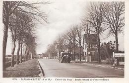 PLESSIS CHENET ( 91 ) - Route Venant De Fontainebleau - France