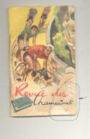 """Album """" Revue Des Champions """" Publicité Papier à Cigarette """"RIZLA """" Cyclisme, Vélo, Coureur Détails Voir Descriptif (van - Albums & Catalogues"""