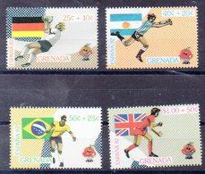 GRENADE  Timbres Neufs **  De 1981 ( Ref 6446 ) Sport - Football - Grenade (1974-...)
