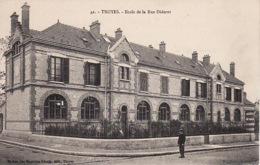 3135583Troyes, Ecole De La Rue Diderot - Troyes