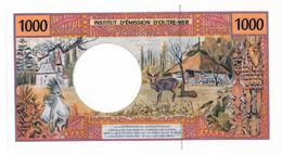 INSTITUT D'EMISSION D'OUTRE MER // Mille Francs // Signature Différente SPL / AU - Autres - Océanie
