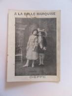Chromo Tailleur A La Belle Marquise, Dieppe - Enfants : Confidence - Other
