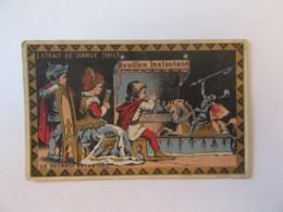 Chromo Bouillon Et Extraits De Viande Cibils - Le Tournoi Enfantin - Other