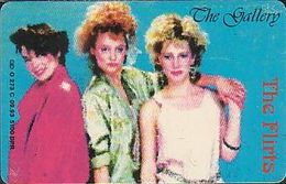 GERMANY O273c/93 The Gallery - Music - The Flirts - Girls - Deutschland