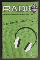 Revue Illustrée Radio Ref - Revue Des Ondes Courtes - N° 2 - Février 1976 - Audio-Visual