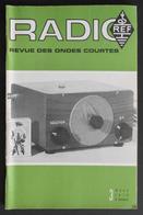 Revue Illustrée Radio Ref - Revue Des Ondes Courtes - N° 3 - Mars 1976 - Audio-Visual