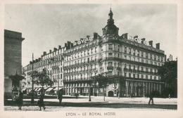 3135716Lyon, Le Royal Hotel - Lyon 2