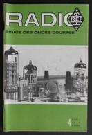 Revue Illustrée Radio Ref - Revue Des Ondes Courtes - N° 4 - Avril 1976 - Audio-Visual